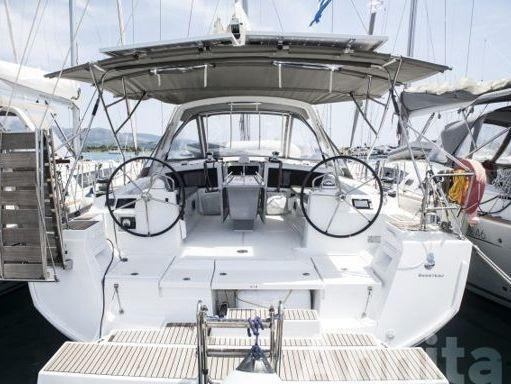 Segelboot Beneteau Oceanis 48 · 2015 (0)