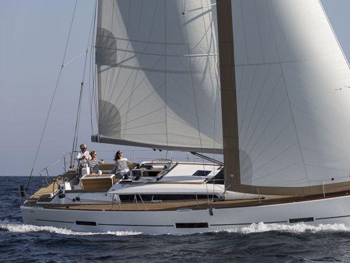 Sailboat Dufour 460 Grand Large (2018) (2)