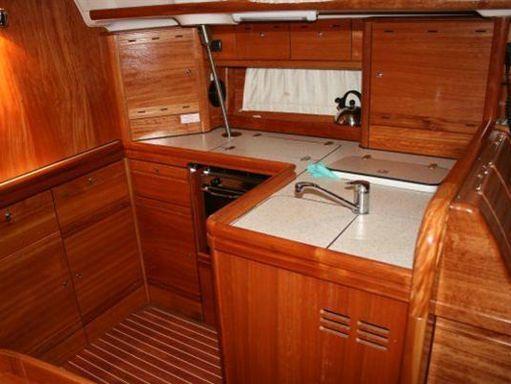Sailboat Bavaria Cruiser 50 · 2006 (refit 2017) (2)