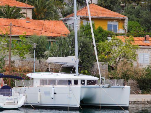Catamarán Lagoon 400 · 2012 (reacondicionamiento 2019) (1)