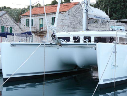 Catamarán Lagoon 400 · 2012 (reacondicionamiento 2019) (2)