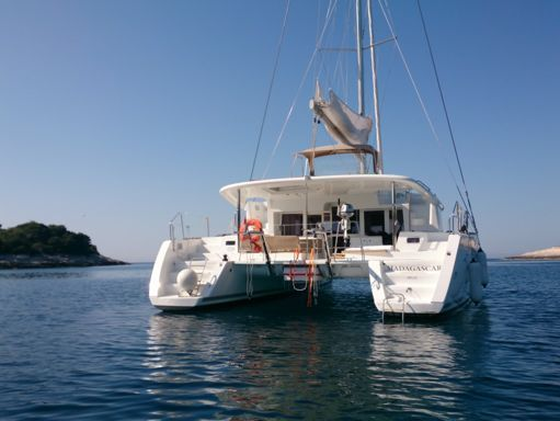 Catamarán Lagoon 450 · 2012 (reacondicionamiento 2019) (2)