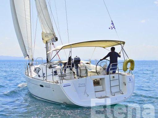 Sailboat Beneteau Oceanis 43 · 2008 (0)