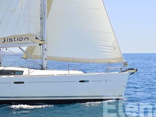 Sailboat Beneteau Oceanis 43 · 2008 (4)