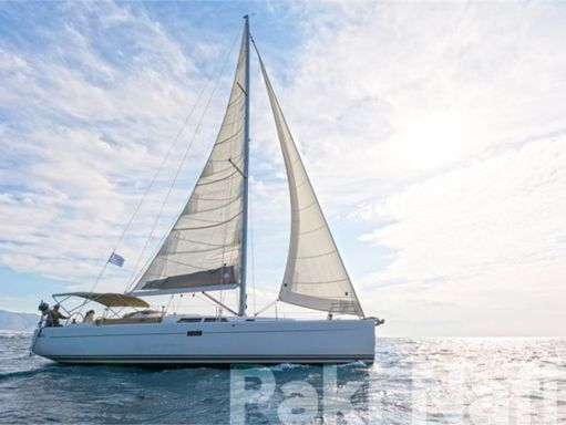 Sailboat Hanse 430 · 2008 (2)