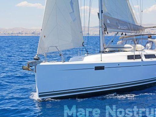 Sailboat Hanse 385 · 2015 (4)