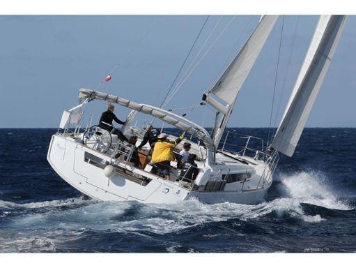 Velero Jeanneau Oceanis 55 · 2015 (4)