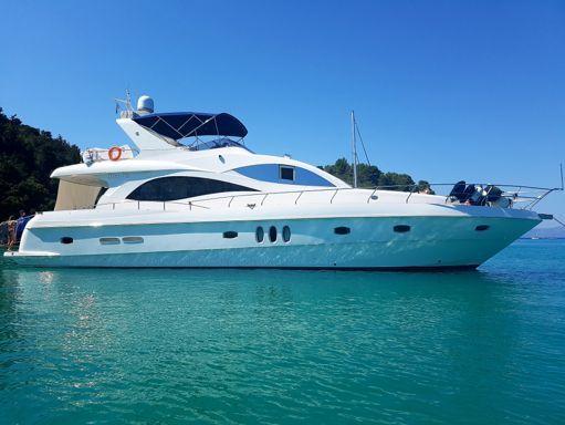 Motorboat Majesty 66 · 2010 (1)