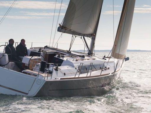 Sailboat Dufour 382 Grand Large · 2018 (1)