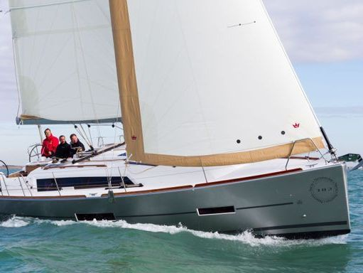 Sailboat Dufour 382 Grand Large · 2018 (2)
