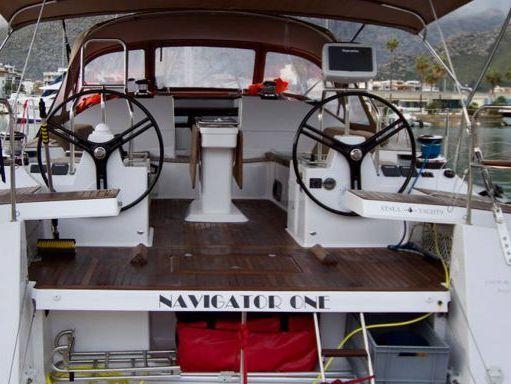 Sailboat Elan 50 · 2017 (0)