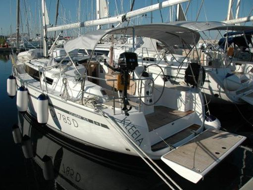 Segelboot Bavaria Cruiser 33 · 2015 (Umbau 2022) (1)