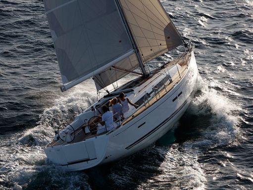 Segelboot Dufour 405 (2010) (1)