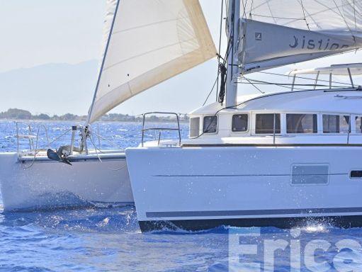 Catamarán Lagoon 380 S2 · 2014 (2)