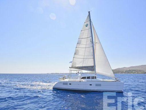 Catamarán Lagoon 380 S2 · 2014 (1)