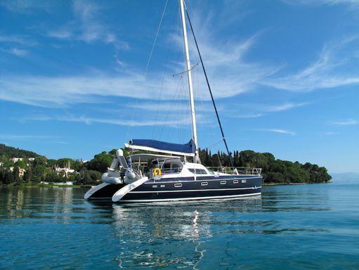 Catamarán Privilege 495 · 2006 (reacondicionamiento 2020) (1)