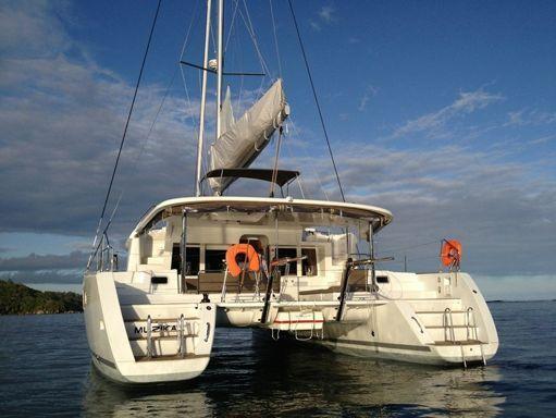 Catamarán Lagoon 450 (2012) (0)