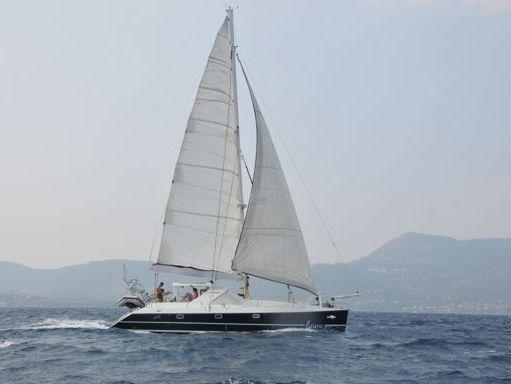 Catamarano Privilege 45 · 1996 (raddobbo 2018) (0)