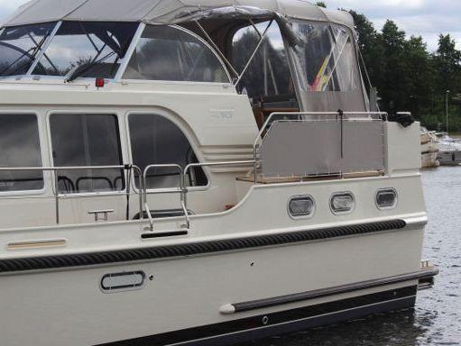 Motorboot Linssen 410 · 2016 (1)