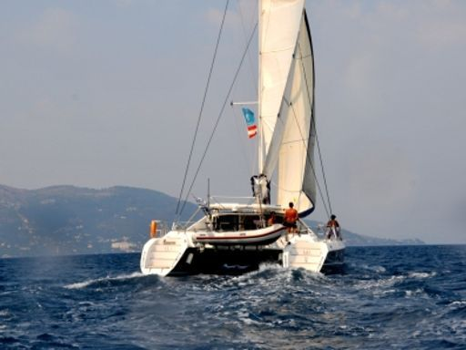 Catamarano Privilege 45 · 1996 (raddobbo 2018) (2)