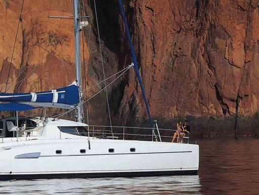 Catamarán Fountaine Pajot Bahia 46 - 2004 (reacondicionamiento 2018) (1)