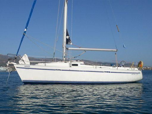 Sailboat Dufour Gib Sea 334 · 2003 (refit 2019) (1)