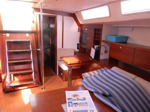 Sailboat Hanse 540 · 2007 (refit 2019) (4)