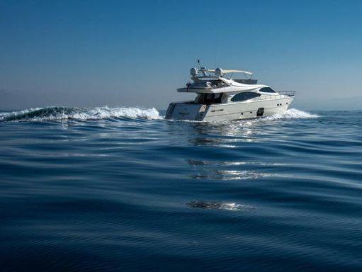 Imbarcazione a motore Ferretti 780 · 2007 (0)