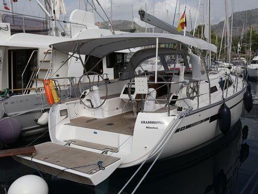 Velero Bavaria Cruiser 37 · 2014 (0)