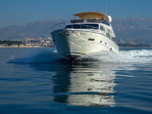 Imbarcazione a motore Ferretti 780 · 2007 (2)