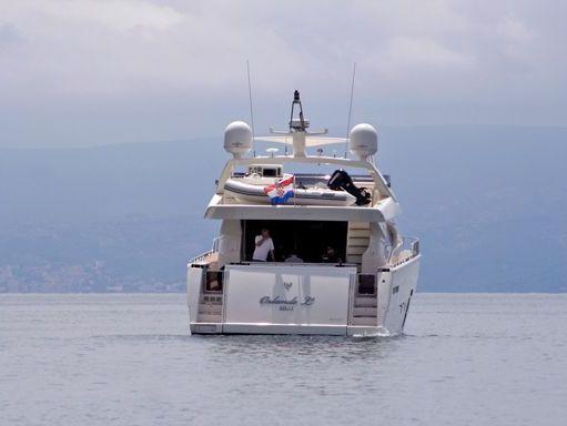 Barco a motor Ferretti 780 · 2007 (1)
