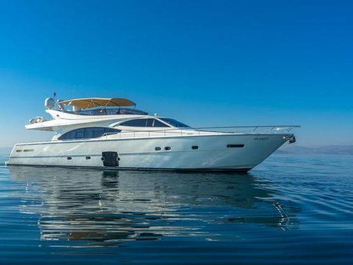 Imbarcazione a motore Ferretti 780 · 2007 (1)