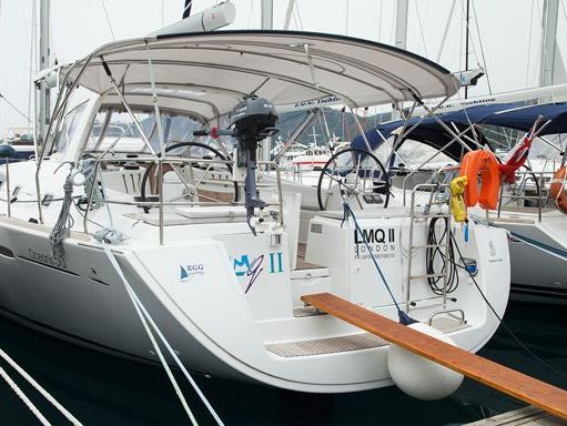 Barca a vela Beneteau Oceanis 50 Family · 2013 (0)