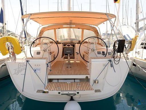 Barca a vela Dufour 445 Grand Large · 2012 (2)