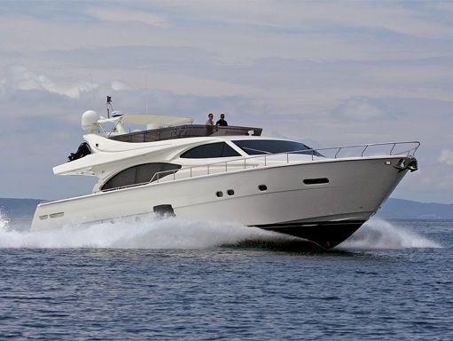 Barco a motor Ferretti 780 · 2007 (4)