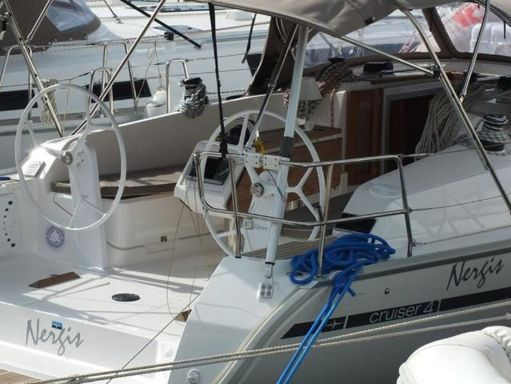Velero Bavaria Cruiser 41 · 2014 (1)