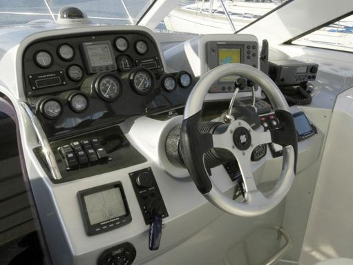 Imbarcazione a motore Elan Power 35 · 2004 (2)