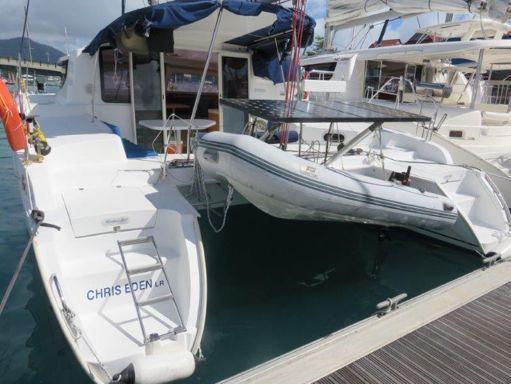 Catamarán Fountaine Pajot Mahe 36 · 2008 (1)