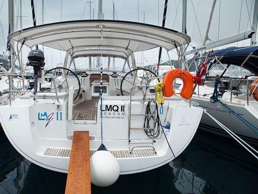 Barca a vela Beneteau Oceanis 50 Family · 2013 (1)