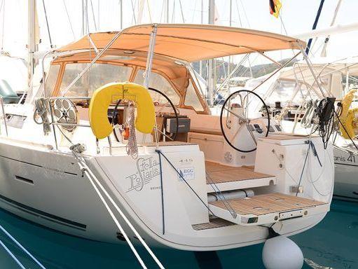 Barca a vela Dufour 445 Grand Large · 2012 (1)