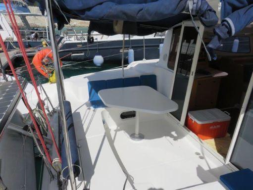 Catamarán Fountaine Pajot Mahe 36 · 2008 (4)
