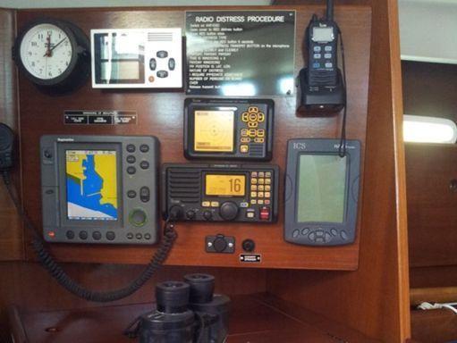 Sailboat Beneteau First 47.7 · 2003 (refit 2016) (4)