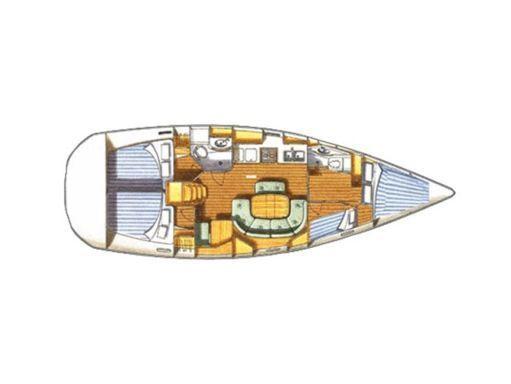 Barca a vela Beneteau Oceanis Celebration 411 · 2003 (raddobbo 2016) (4)