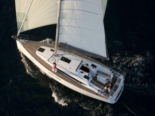 Sailboat Jeanneau Sun Odyssey 409 · 2014 (0)