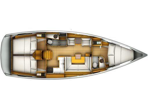 Sailboat Jeanneau Sun Odyssey 419 · 2016 (2)