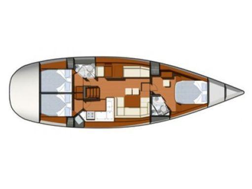 Sailboat Jeanneau Sun Odyssey 42i · 2012 (2)