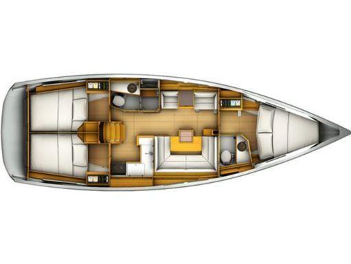 Sailboat Jeanneau Sun Odyssey 409 · 2014 (2)