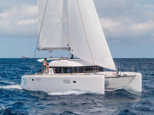 Catamaran Lagoon 39 · 2017 (1)