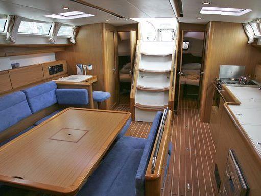 Barca a vela Jeanneau Sun Odyssey 44 i · 2009 (2)