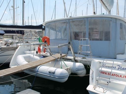 Catamarán Lagoon 450 · 2011 (2)